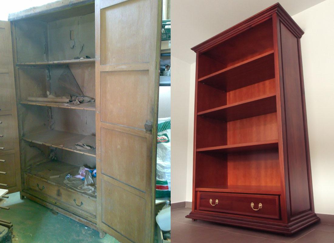 Restauraci n de muebles moreno decoraci n - Muebles moreno talavera ...